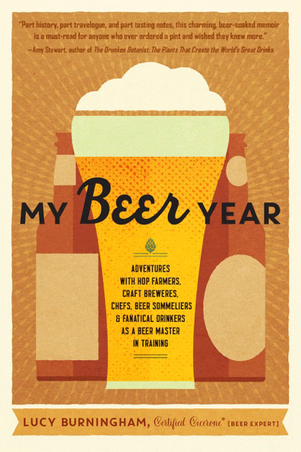 My Beer Year Book Cover